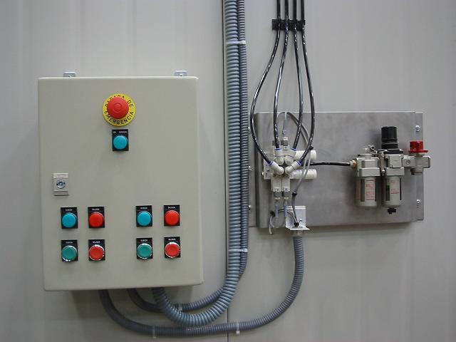 Cuadro control neum tico - Calefaccion por hilo radiante ...