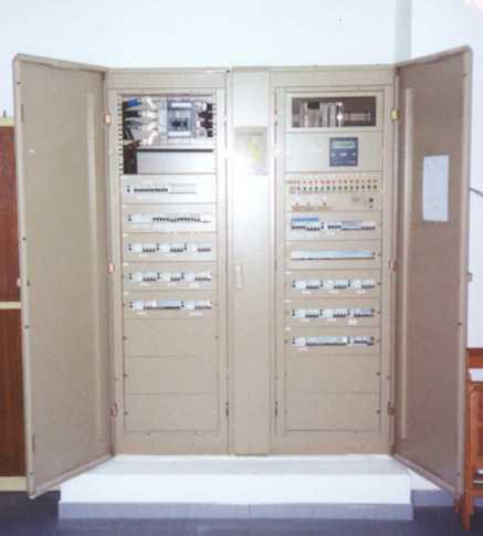 Armario control calefacci n hilo radiante 250 kw - Calefaccion por hilo radiante ...