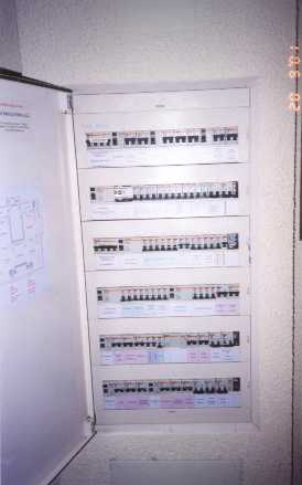 Cuadro control iluminaci n - Calefaccion por hilo radiante ...